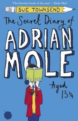 Book Cover for the Adrian Mole Series