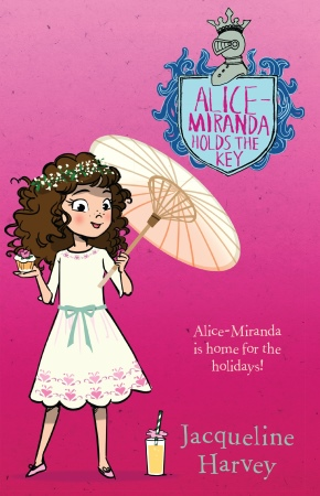 Book Cover for Alice-Miranda Holds the Key