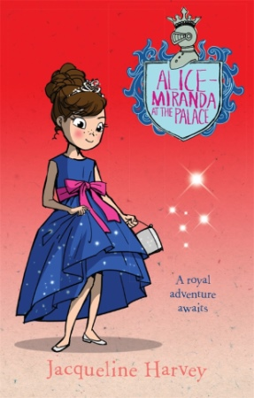 Book Cover for Alice-Miranda at the Palace