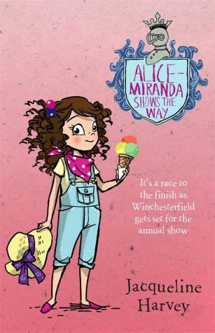 Book Cover for Alice-Miranda Shows the Way