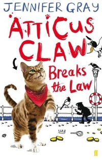 Book Cover for Atticus Claw: World's Greatest Cat Detective
