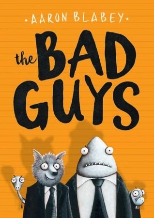 Book Cover for the Bad Guys Series