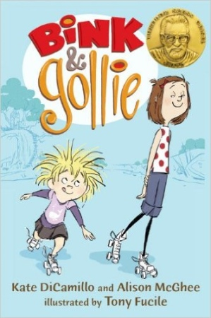 Book Cover for Bink and Gollie