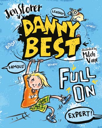 Book Cover for Danny Best