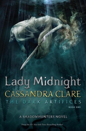 Book Cover for the Dark Artifices Series