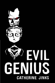 Book Cover for the Evil Genius Series