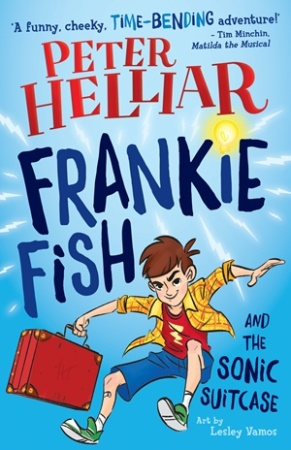 Book Cover for the Frankie Fish Series