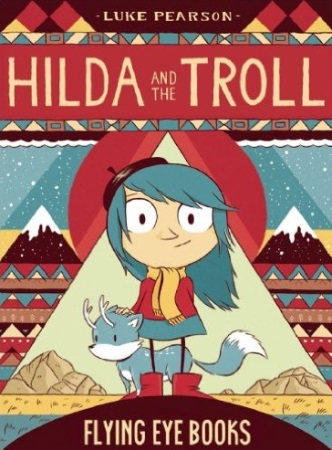Book Cover for the Hilda Series