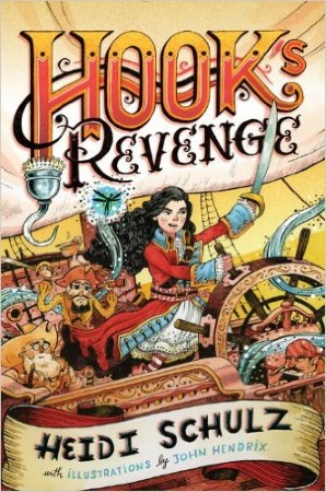 Book Cover for the Hook's Revenge Series