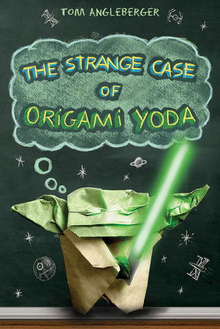 Book Cover for Origami Yoda