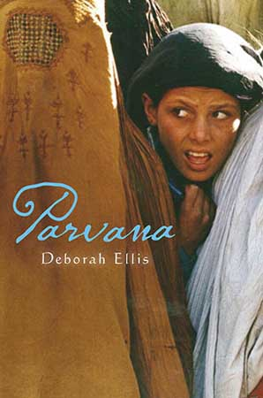 Book Cover for Parvana (The Breadwinner)