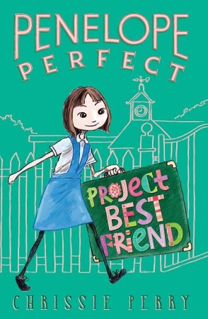 Book Cover for the Penelope Perfect Series