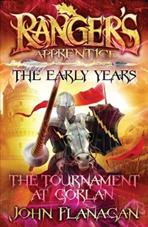 Book Cover for the Ranger's Apprentice: The Early Years Series