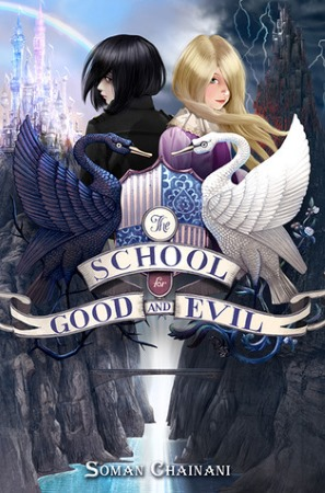 Book Cover for School for Good and Evil