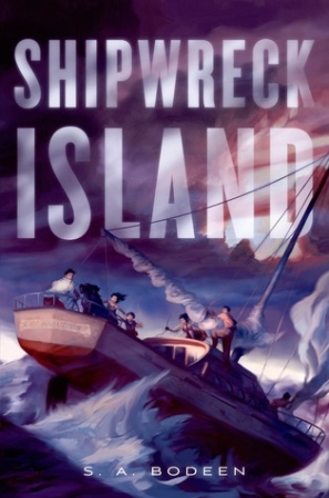Book Cover for the Shipwreck Island Series