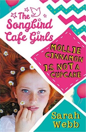 Book Cover for the Songbird Cafe Girls Series