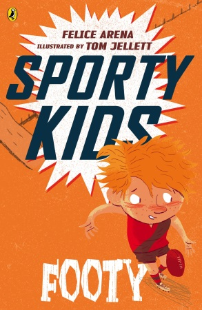 Book Cover for Sporty Kids