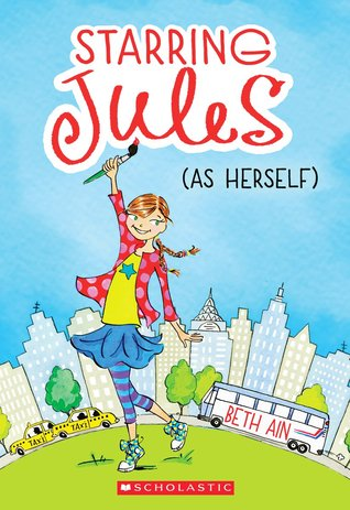 Book Cover for Starring Jules