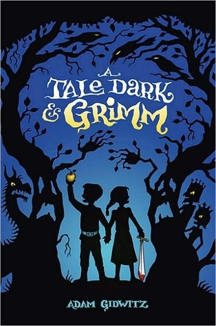 Book Cover for Tales Dark and Grimm