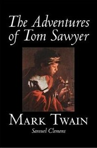 Book Cover for Tom Sawyer