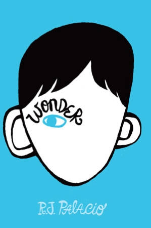 The Wonder Series by R.J. Palacio quarantine booklist top pick for 5th grade